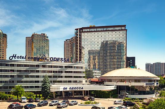 Готельний Комплекс Одеса