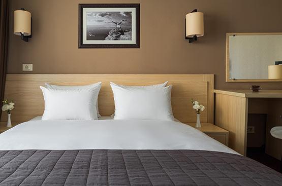 Rent a Standard room in Odessa Hotel Complex